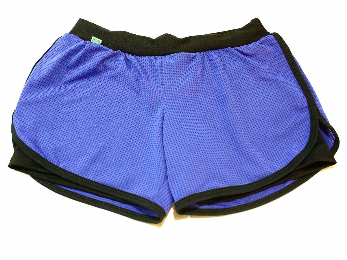 a55fa966e short duplo fitness - roupa para academia. Carregando zoom.