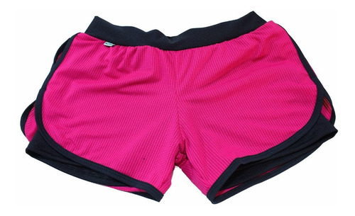 short duplo fitness - roupa para academia