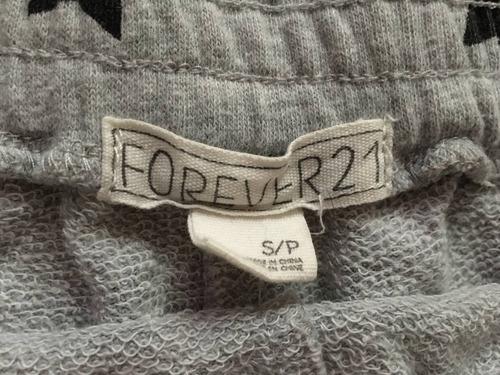 short estrellas forever21