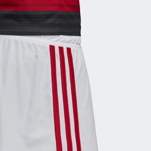 dee04cd5c6 Short Flamengo Branco adidas 2018 19 - R  110