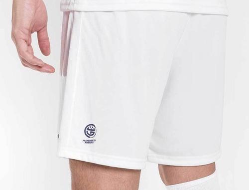 short gelp player 2018 blanco hombre le coq sportif