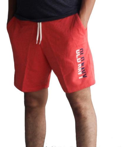 short hombre deportivo básico cordón ajustable logo old navy