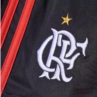 Short Infantil Do Flamengo - Venda Atacado Kit C 4 Unid. - R  79 2c0554d936420