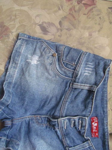 short jean mujer s/. 20