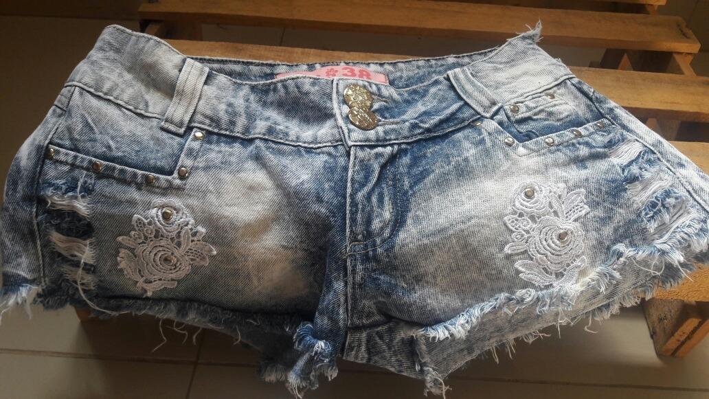 Damenmode Shorts Jeans 38