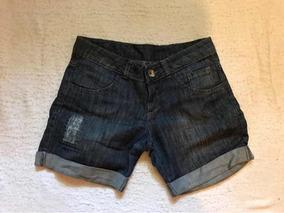 b4c83a28b Short Bolso Ziper - Shorts para Feminino no Mercado Livre Brasil
