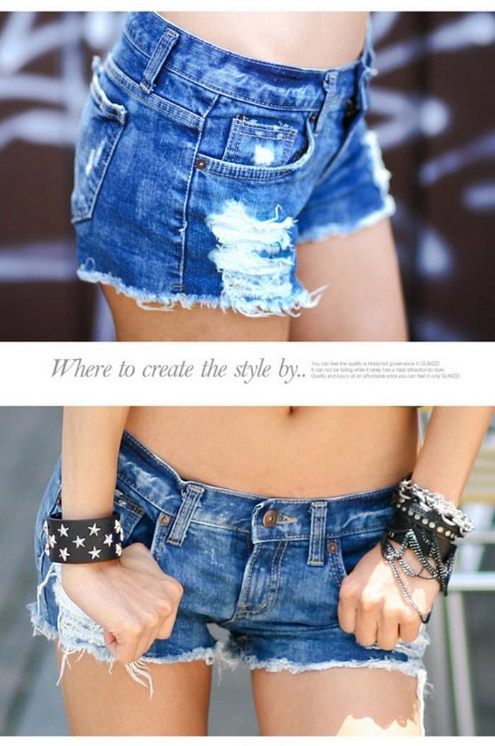 eaf431e9cbd62e Short Jeans Cintura Baixa Importado Pronta Entrega No Brasil