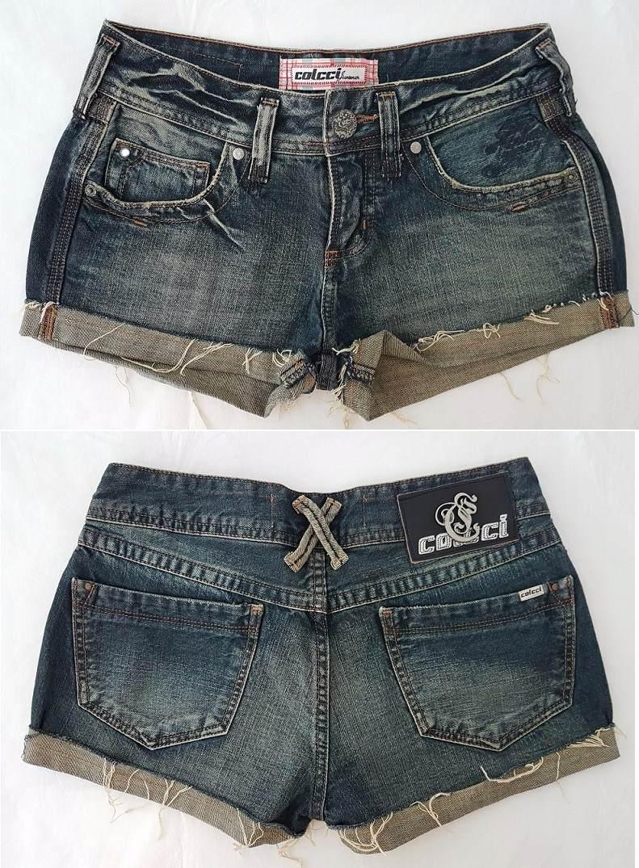 053523c38 Short Jeans Colcci Tam 34 Novo Super Descolado - R$ 120,00 em ...