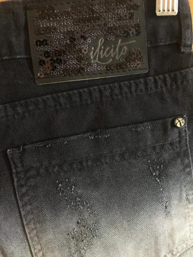 short jeans ilícito, muito barato saldão de fábrica
