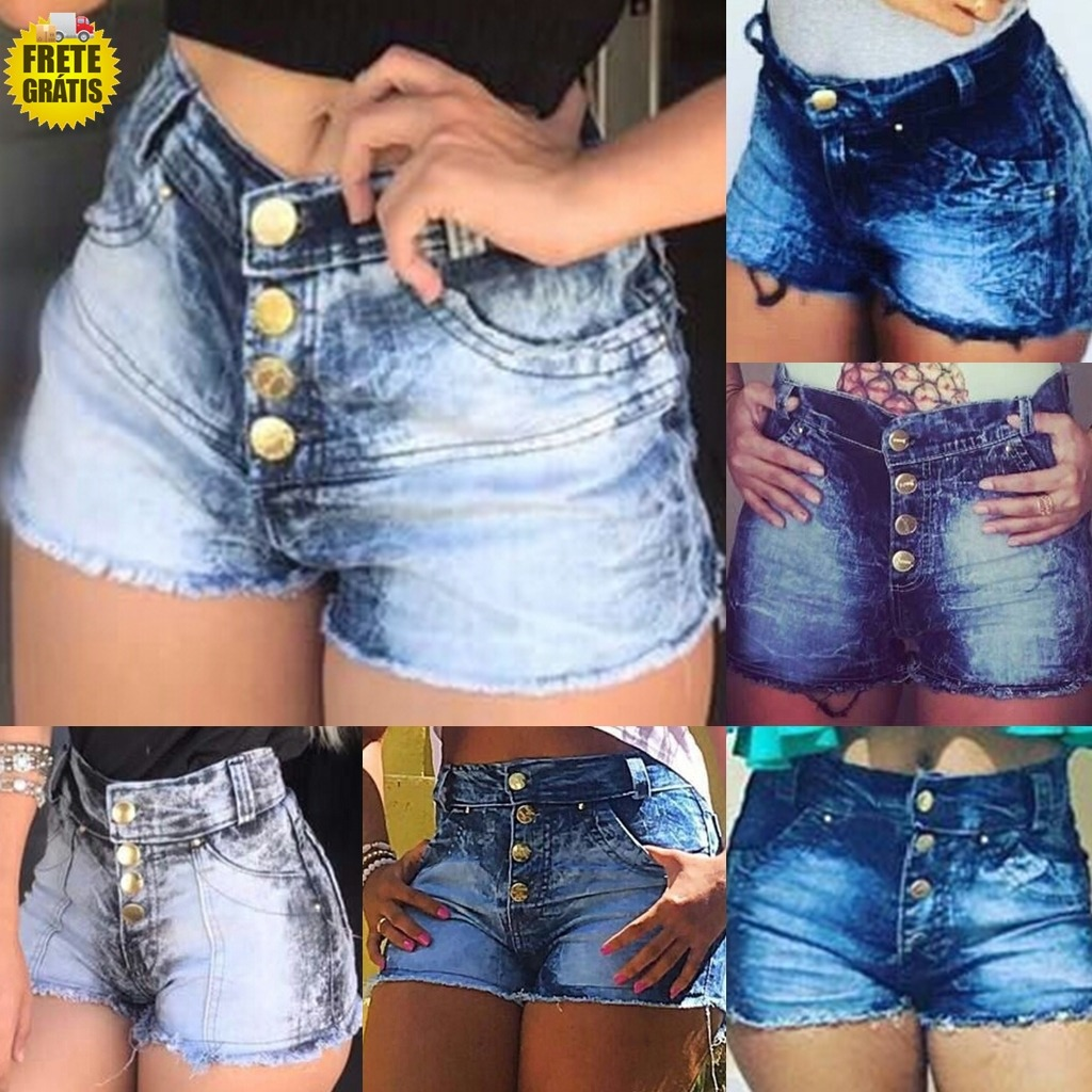 Short Jeans No Atacado 715f00fd2dc