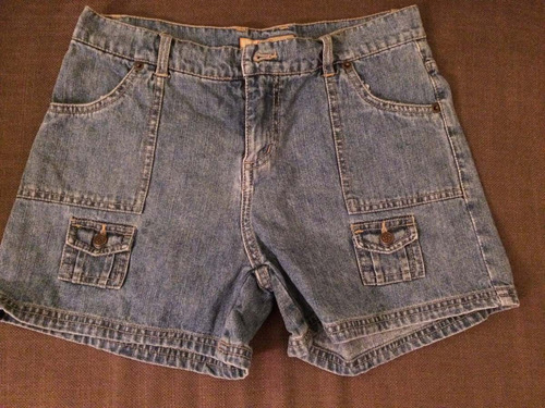 short juvenil jeans talla 14 marca 848