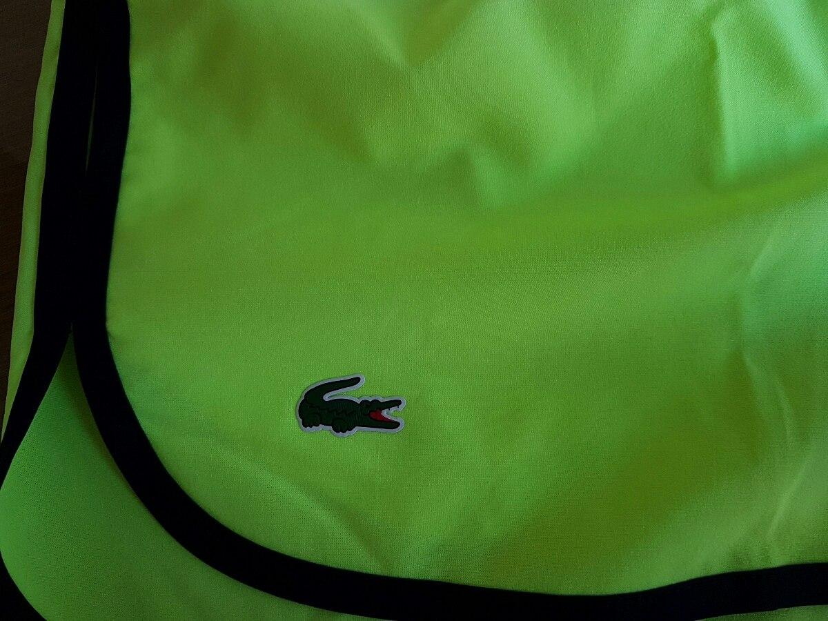 Short Lacoste Verde Claro - R  219,00 em Mercado Livre e5c8a13b10