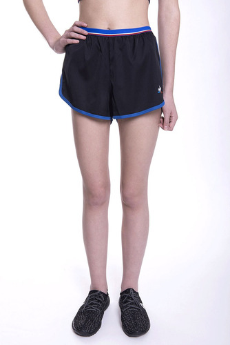 short le coq sportif bbr short w mujeres