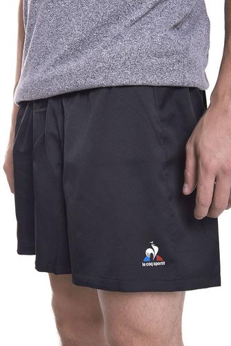short le coq sportif runner short m hombres