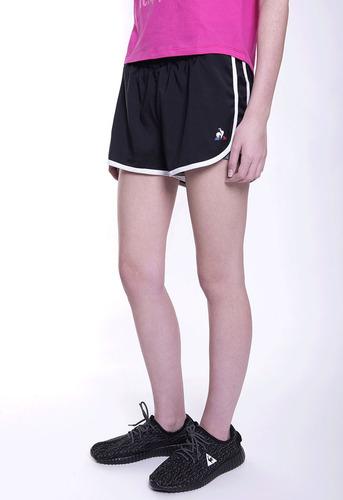short le coq sportif sport short w mujeres