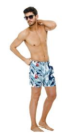 f4f530f3ad5a Short Malla De Baño Corto Para Hombre Con Suspensor