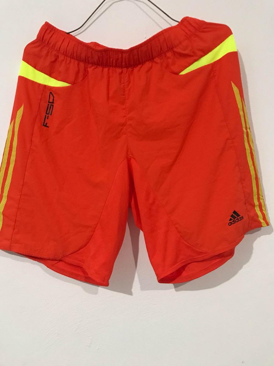 Adidas Naranja Short Marca F50 RLj354A