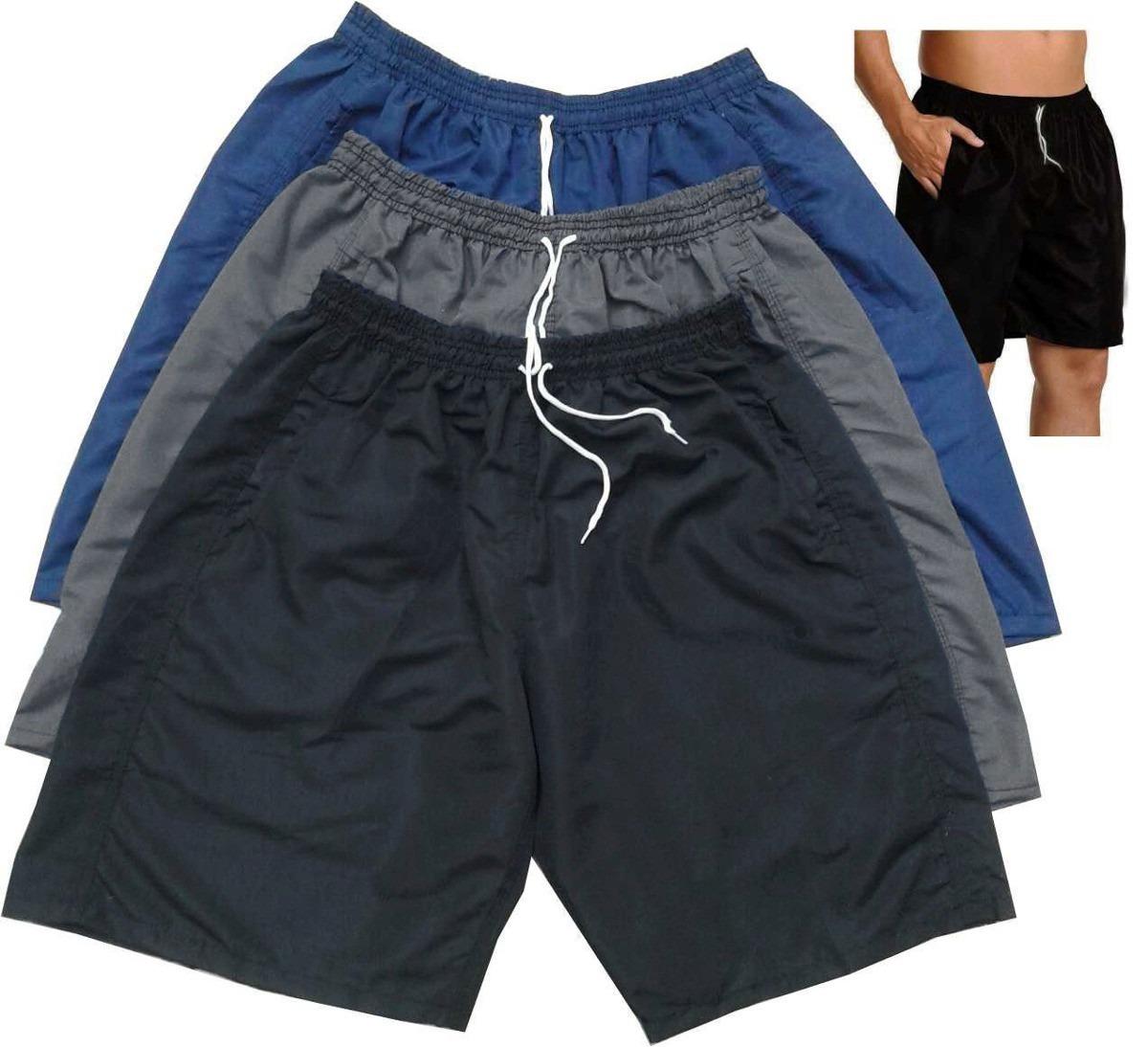 337d5e01df551 short masculino esportivo academia com bolsos regulável. Carregando zoom.