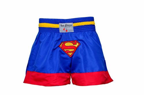 short muay thai ed, especial super man