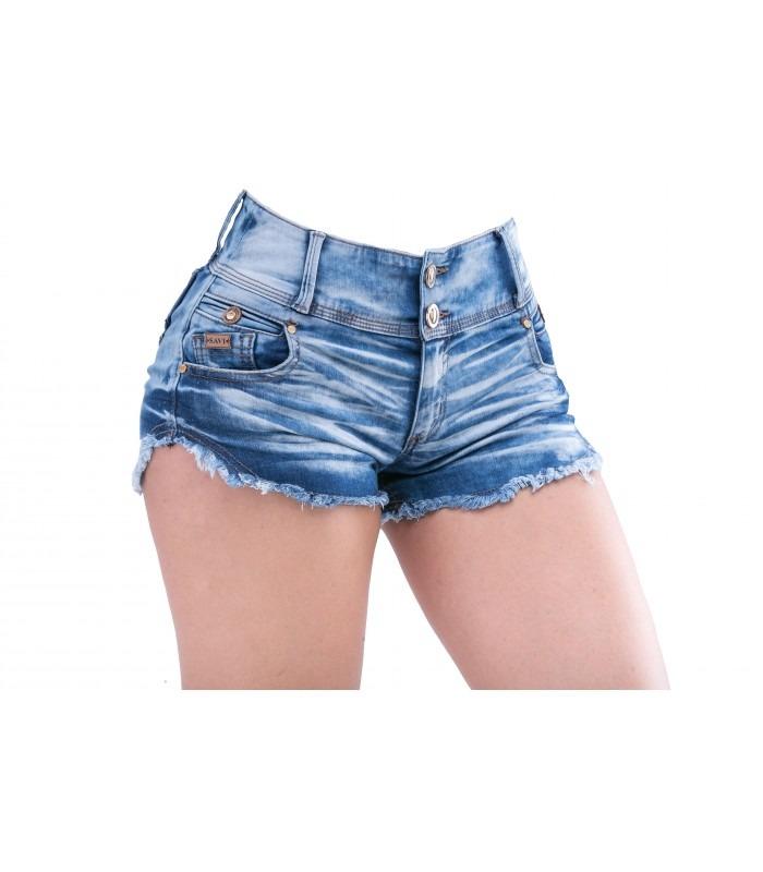 5834fb5e short mujer mezclilla savi jeans corte colombiano s1964sh2. Cargando zoom.