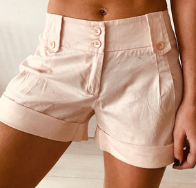 Short Mujer Tipo Vestir M0741