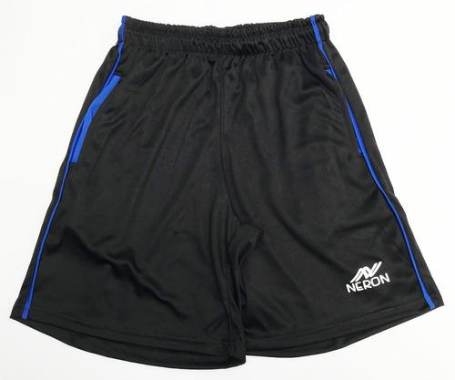 short neron basic padel, paddle, tenis, futbol, running
