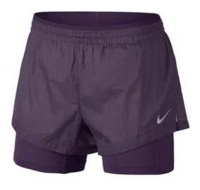 Cuyo Leer Expresamente  Calzas Nike Pro Mujer - Ropa Deportiva Violeta en Mercado Libre ...