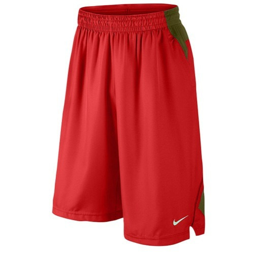 short nike lebron game-time xi  de basketball dri-fit [lrg]