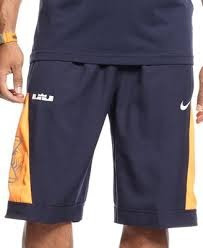 short nike lebron james modelo game-time x  talla [s]