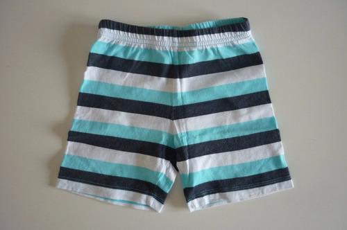short niño 18 meses - 81 cm - 100% algodón - regalo