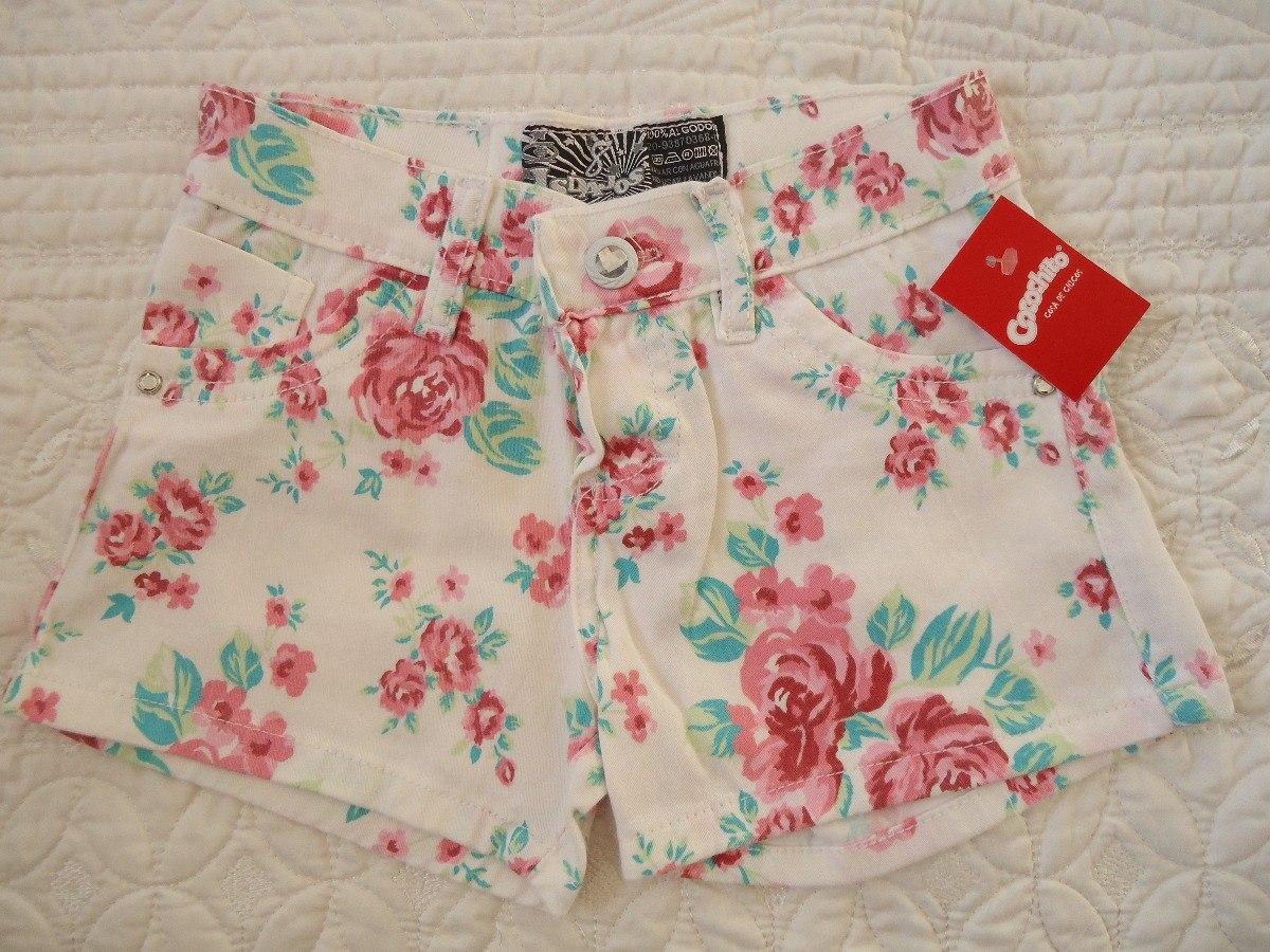84f76591c Short Nuevos Con Etiqueta. Pantalon Corto.talle 8 De Nena