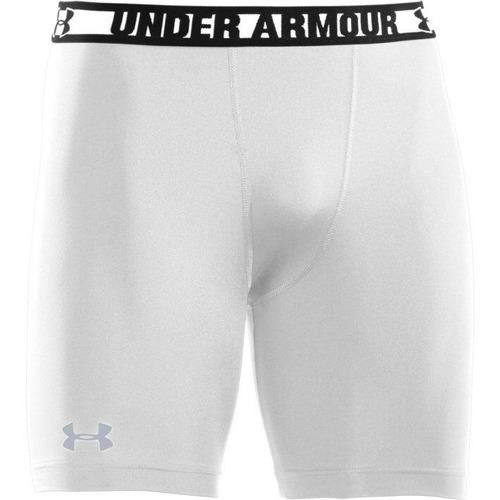 short pantalon corto under armour hg sonic compression w/b