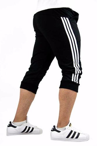 short pants capri bermuda 3/4 deportiva entrenamiento gym