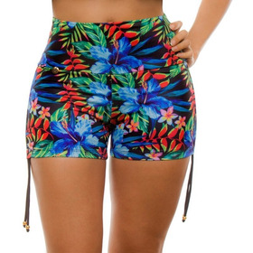 Short Panty De Vestidos De Baño Trajes Cacheteros Praie 0001