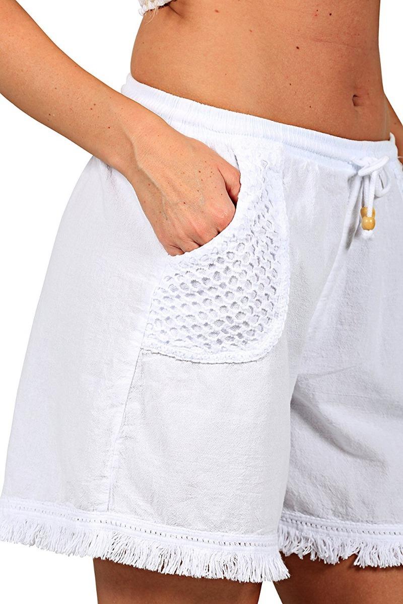 97a2d7979c Short Para Dama Algodón Modelo (fiji) -   337.00 en Mercado Libre