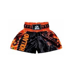 7db2e0a82 Short Muay Thai Paises Fbr - Artes Marciais e Boxe no Mercado Livre Brasil