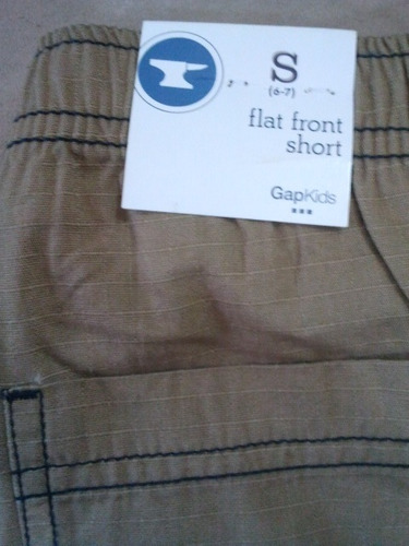 short para nino gaps 100% original cod 135