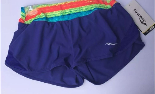 short pinnacle saucony ropa deportiva mujer correr deporte 2