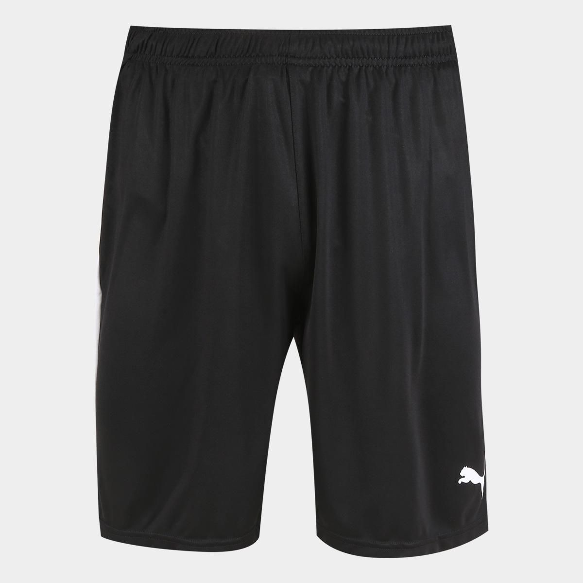 Short Puma Liga Core Electric Black Original