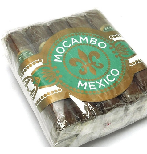 short robustos mocambo cigarros mexico robusto puros pack x5