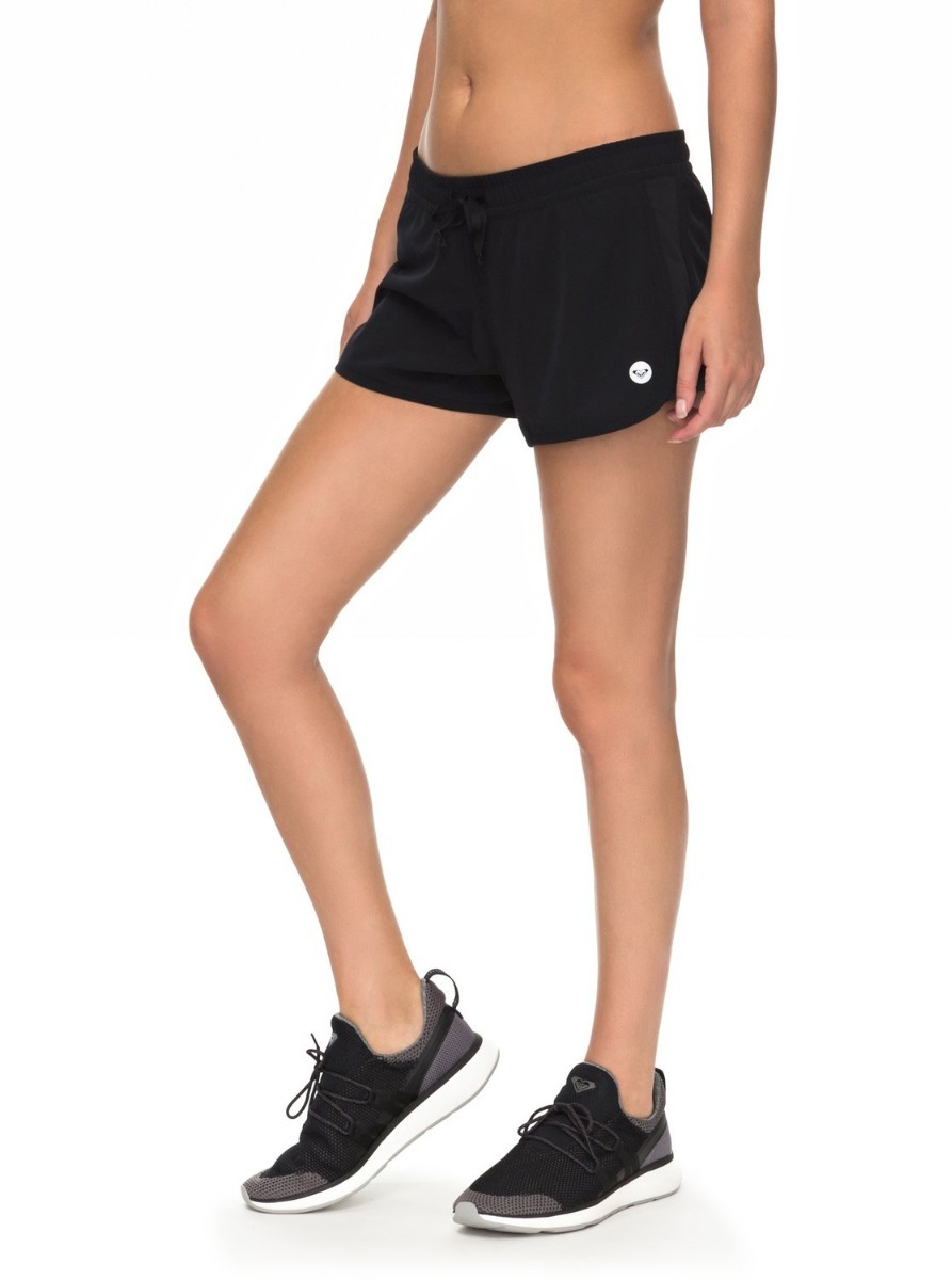 08661b90854 short roxy fitness all in time negro deportivo mujer roxy. Cargando zoom.