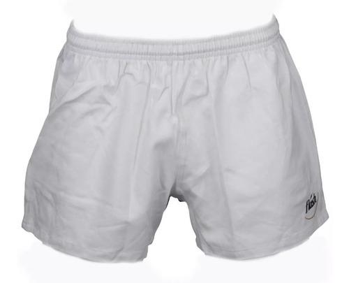 short rugby sin bolsillos adultos flash gabardina - 3008