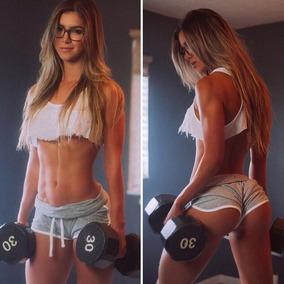 Short Sexi De Mujer Ropa De Gym Mini Short De Mujer Short