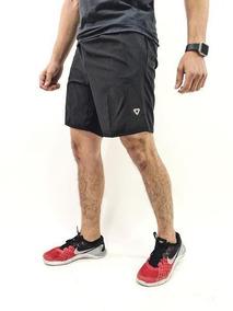 a1deec04b Shorts Deportivos Entallados Para Hombre en Mercado Libre México
