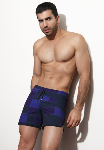short sport niza marca carnivale swimwear