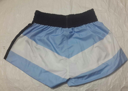 short sublimado kick boxing, muay thai argentina, shark box