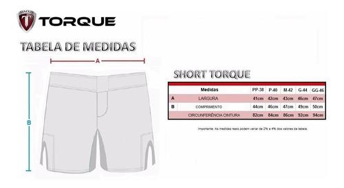 short torque world wide preto