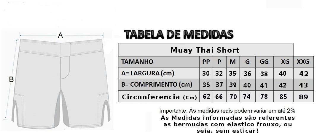88e4987099 Short Tradicional Estilo Tailandês Ockto Muay Thai Laranja - R  54 ...