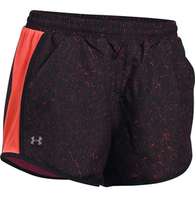 5d671e1827f3 Short Training Under Armour Fly-by Perforado Mujer