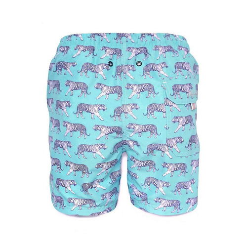 short traje de baño, 98 coast av., wild tigers